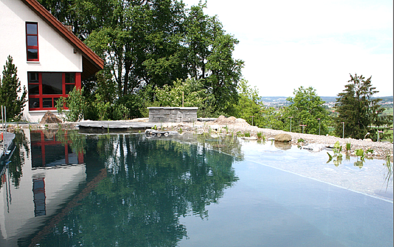 Bionova piscine italia biopiscine for Laghetto balneabile progetto